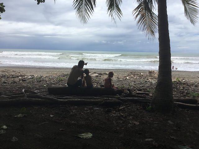 Familie Mettler in Costa Rica