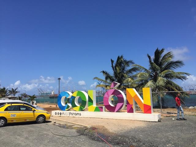Von Panama nach Kolumbien
