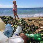 Plastik in der Dominikanischen Republik