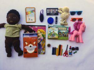 Spielzeuge der Kinder