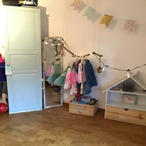 Kinderzimmer, Eleas Ecke